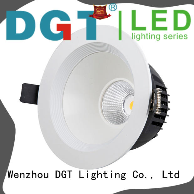 DGT Lighting quality smd downlight personalized for spa