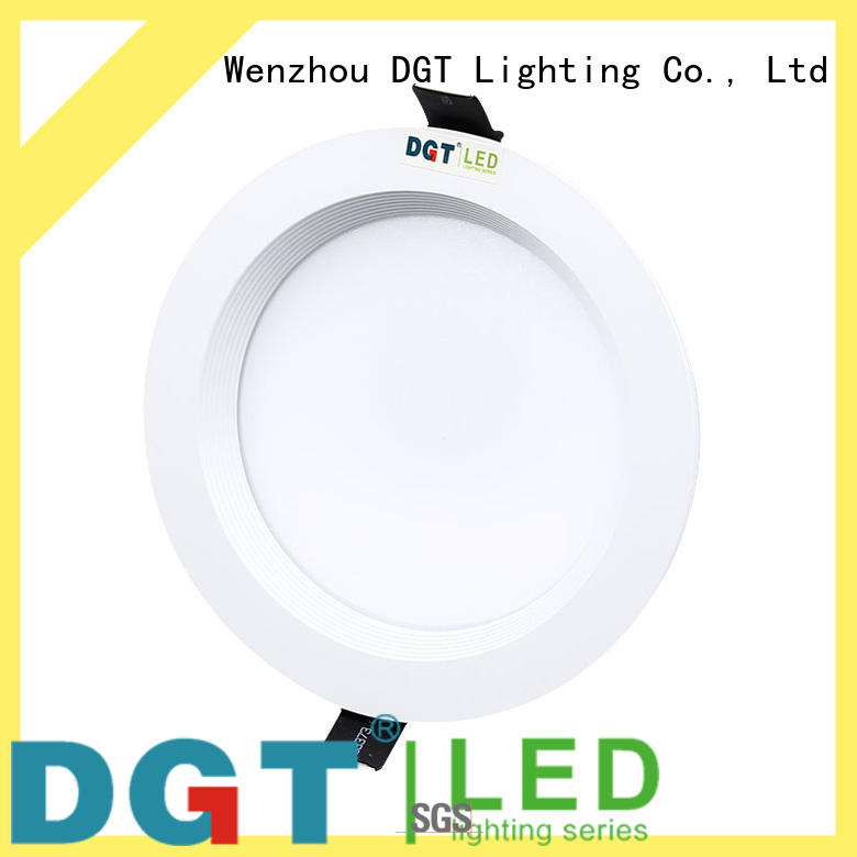 DGT Lighting square led downlights wholesale for spa