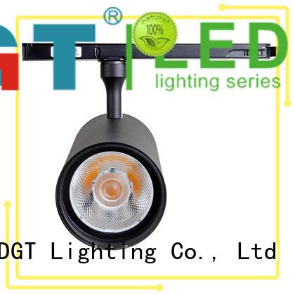 DGT Lighting led tracklight customized for bar