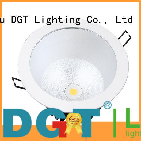 DGT Lighting waterproof bathroom led downlights for home