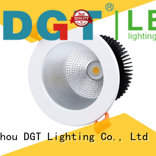 DGT Lighting dimmable downlights wholesale for househlod
