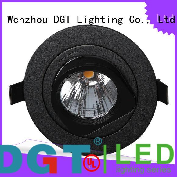 DGT Lighting elegant led ceiling spotlights with good price for club