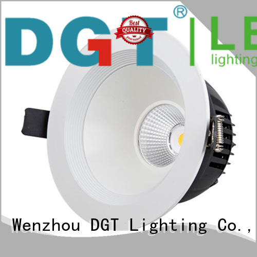 DGT Lighting sturdy ceiling downlights factory price for househlod