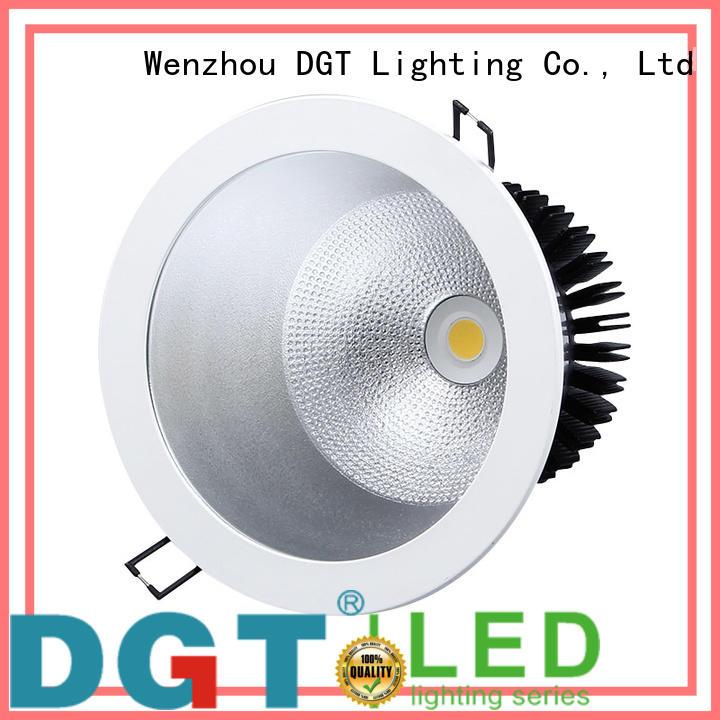 DGT Lighting stable led downlight factory price for househlod
