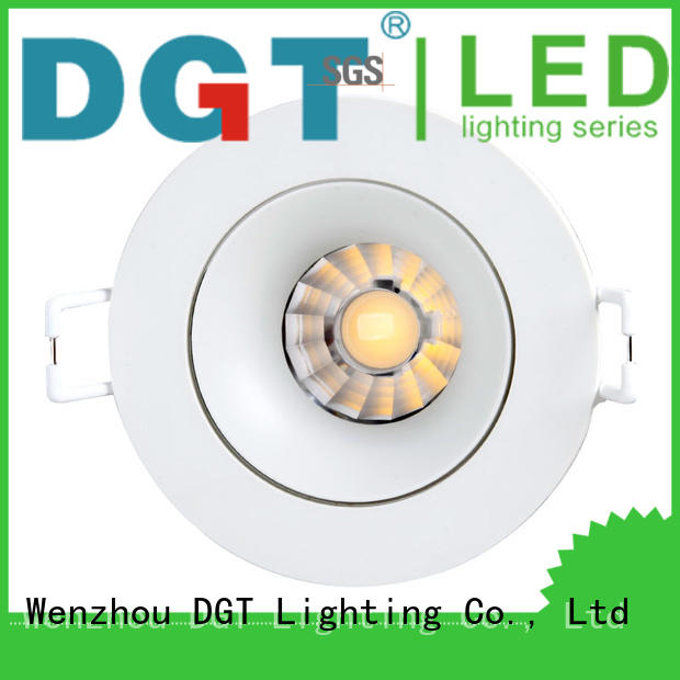 DGT Lighting elegant ceiling spotlights design for commercial
