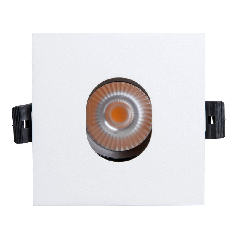 MQ-1824 70LM/W Indoor Decoration White/Grey/Black LED Spotlight