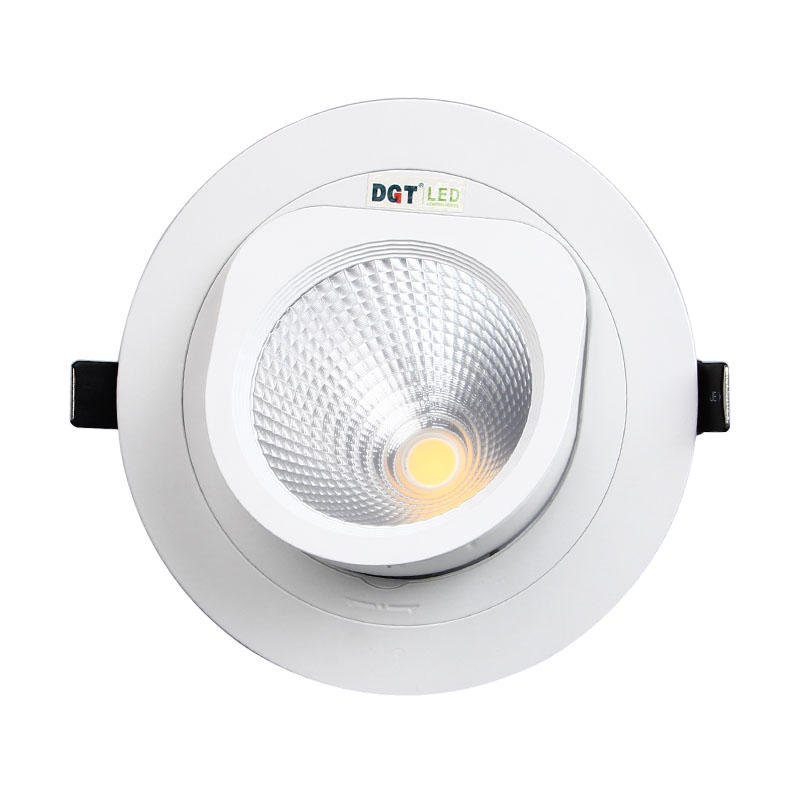 MQ-7050 High lumen 35W cob anti-flicker  LED spotlight