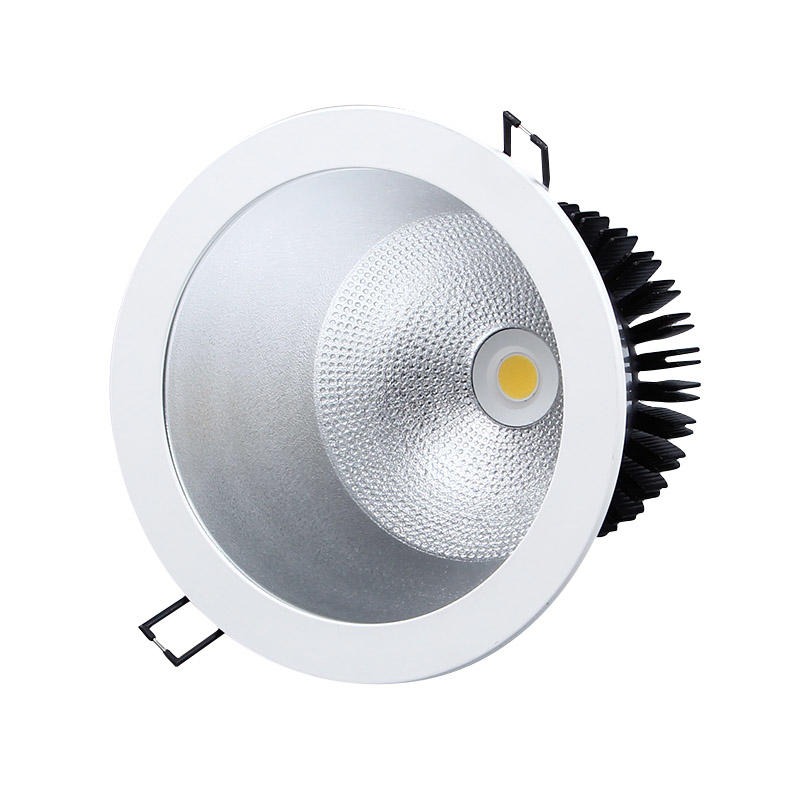 MQ-7357 50W CRI90 economy dimmable optional cob LED spotlight