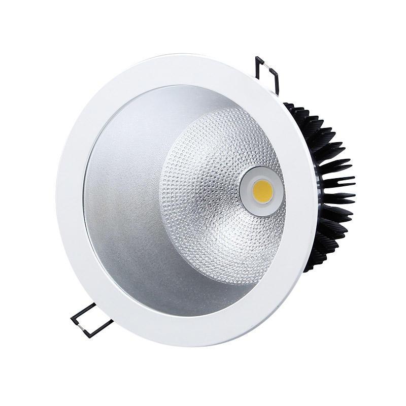 MQ-7357 50W CRI90 economy dimmable optional cob LED spotlight