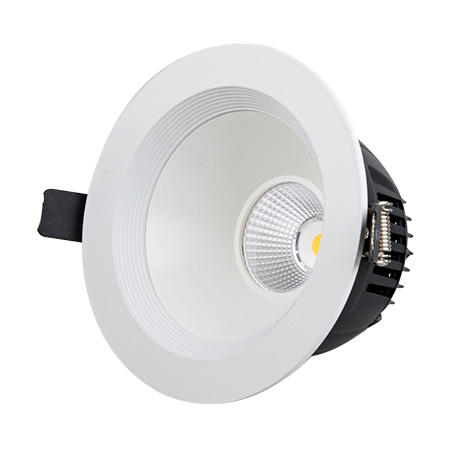 MQ-7385 Wholesale round 25W recessed aluminum LED downlight