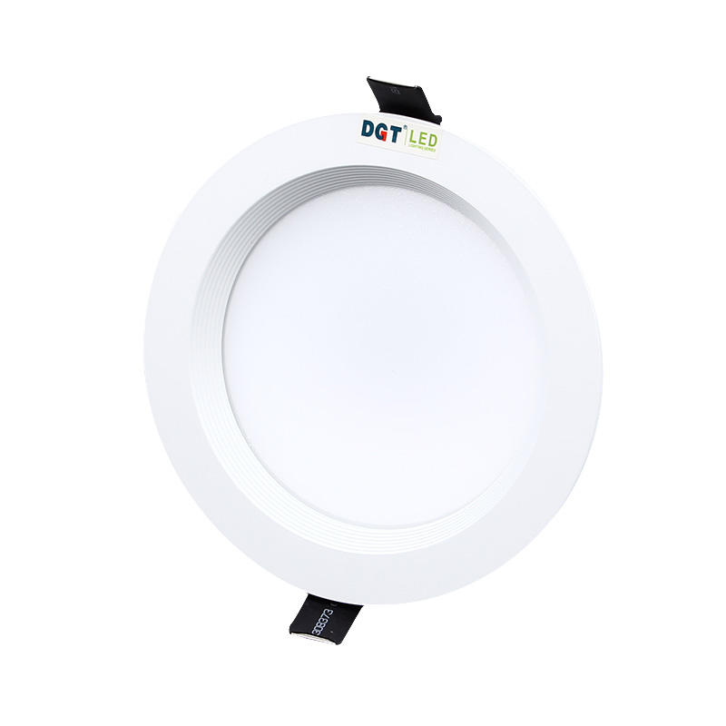 MQ-7514 Round and flat 17W low price cob LED downlight