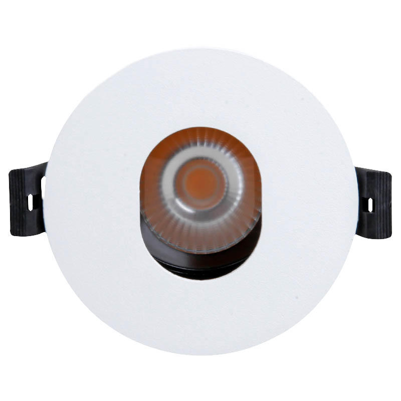 MQ-1814 Energy efficient Aluminum COB 350-1060LM LED Spotlight