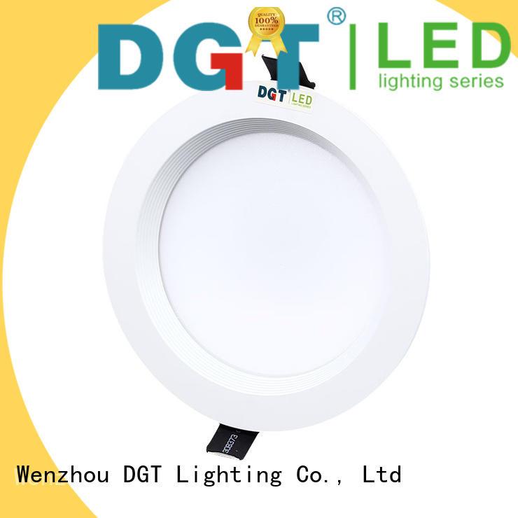 DGT Lighting recessed downlight fixture factory price for spa
