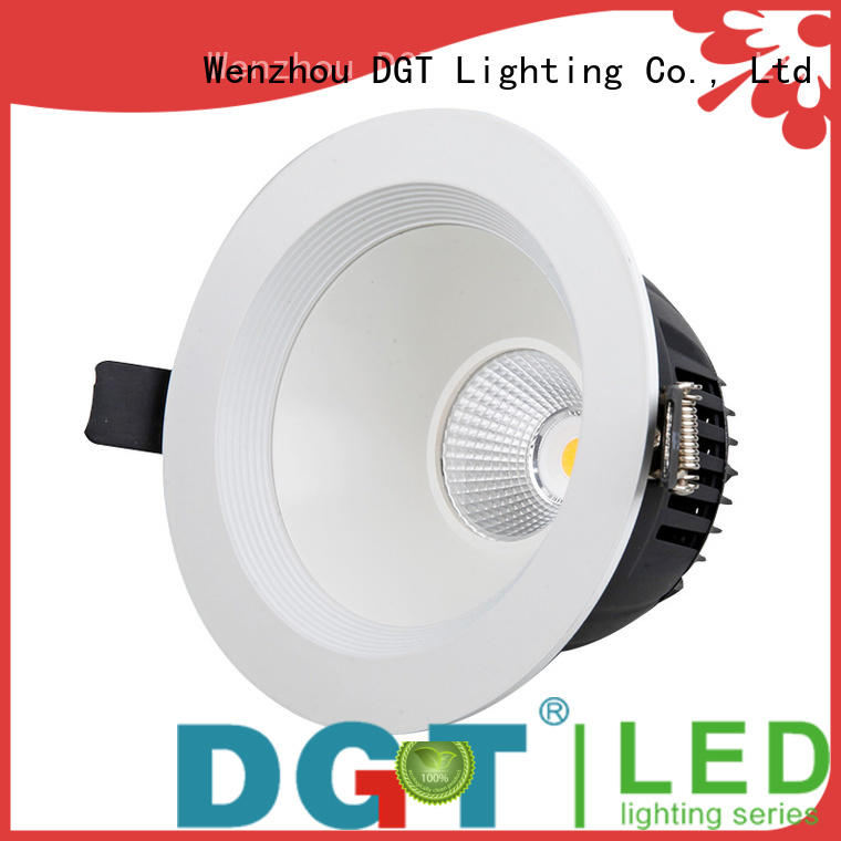 DGT Lighting led kitchen downlights personalized for bathroom