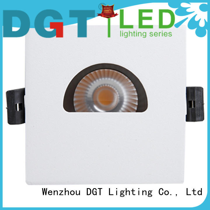 DGT Lighting approved wall mounted spot lights factory for indoor
