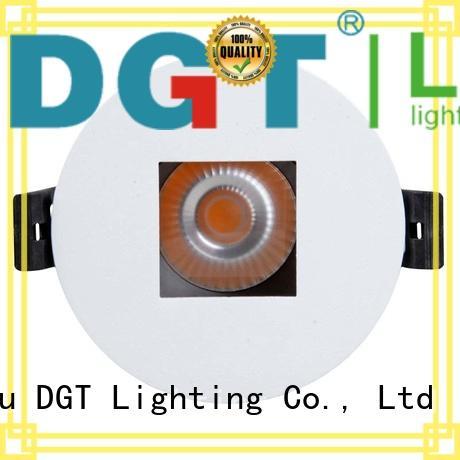 DGT Lighting efficient commercial spotlight with good price for indoor