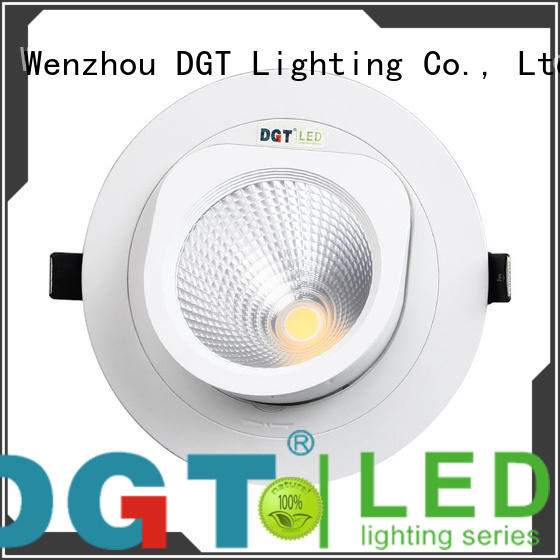 DGT Lighting led spot lights inquire now for commercial