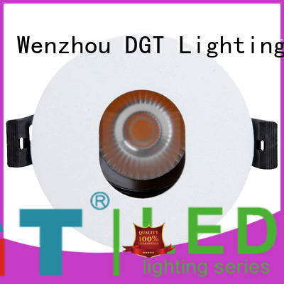 DGT Lighting excellent led spot downlight for club