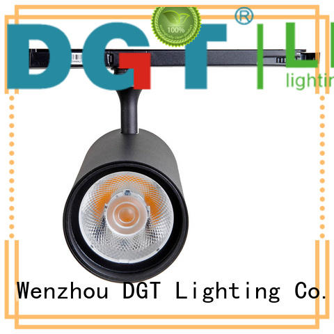DGT Lighting antiglare low profile track lighting directly sale for club