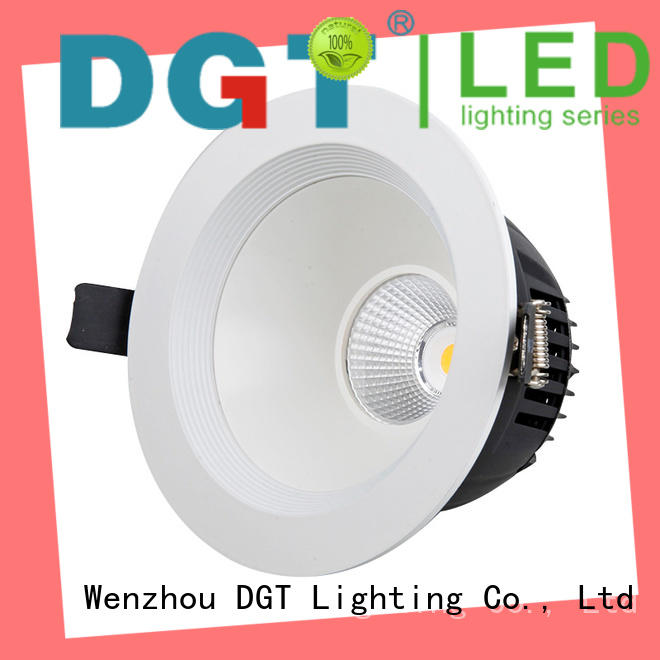 DGT Lighting high quality led downlight supplier for spa