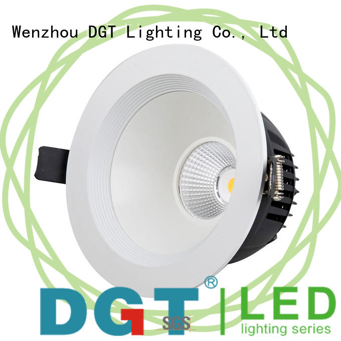 DGT Lighting professional ceiling downlights factory price for househlod