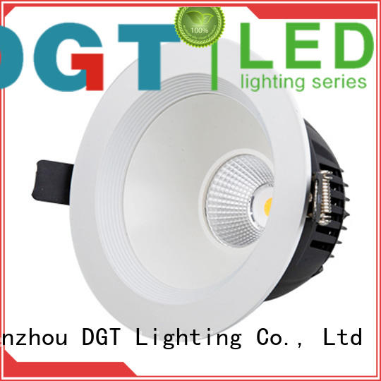 certificated square downlight supplier for househlod