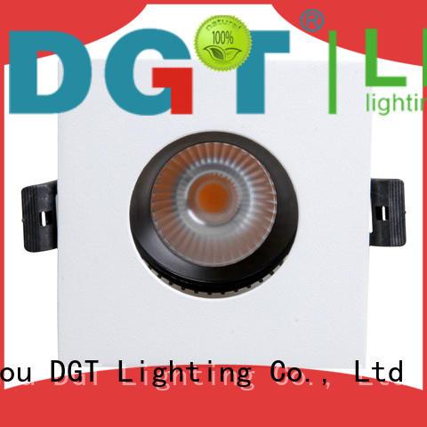 DGT Lighting elegant spot downlight factory for commercial