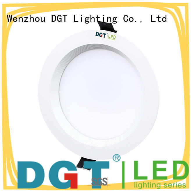 DGT Lighting led kitchen downlights factory price for bathroom