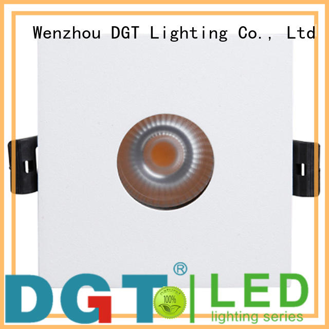 DGT Lighting ceiling spotlights inquire now for commercial