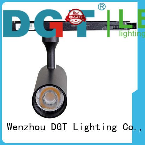 DGT Lighting dimmable office track lighting series for bar