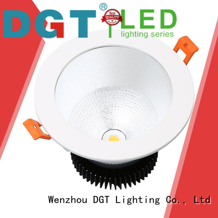 DGT Lighting square led downlights wholesale for bathroom