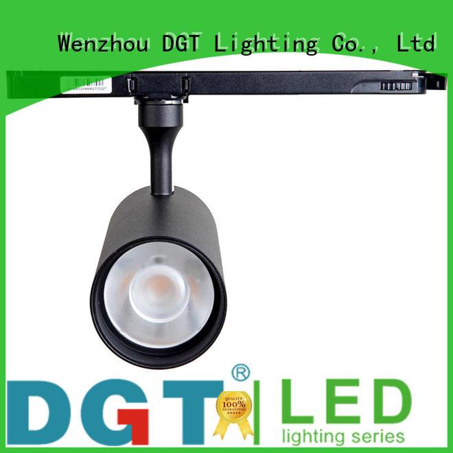 DGT Lighting track lighting fixtures customized for outdoor