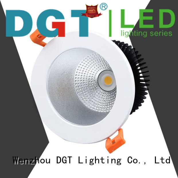 DGT Lighting waterproof recessed downlight fixture factory price for spa