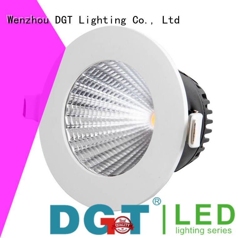 DGT Lighting down lights factory price for bathroom