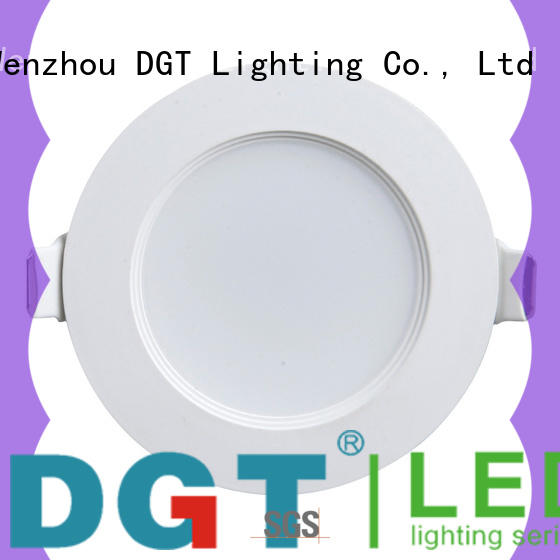 DGT Lighting surface mounted downlight personalized for spa