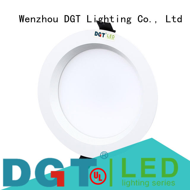 certificated square led downlights supplier for bathroom
