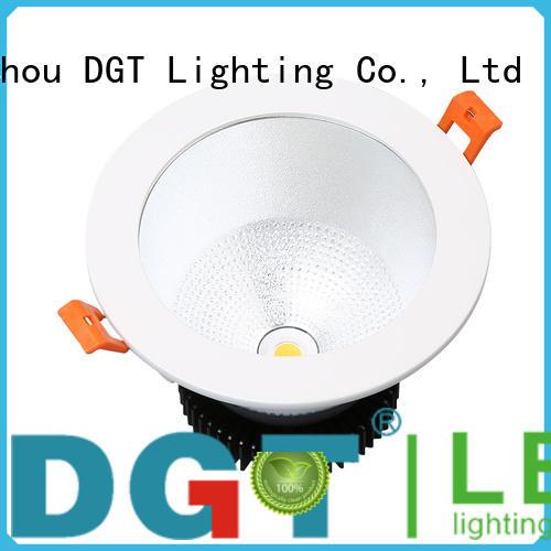 DGT Lighting professional 240v downlights for househlod