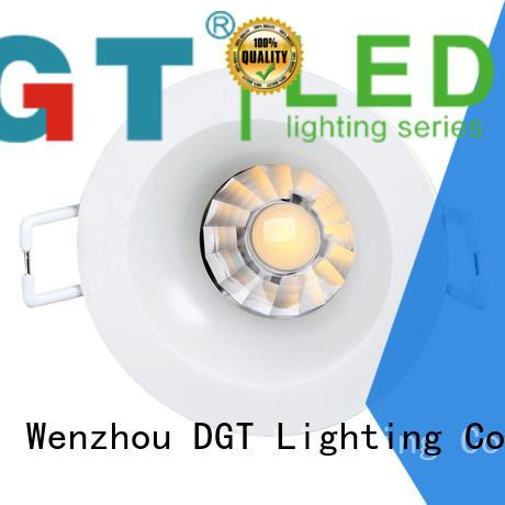DGT Lighting approved spot led 12v factory for indoor