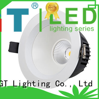 DGT Lighting recessed downlight personalized for househlod