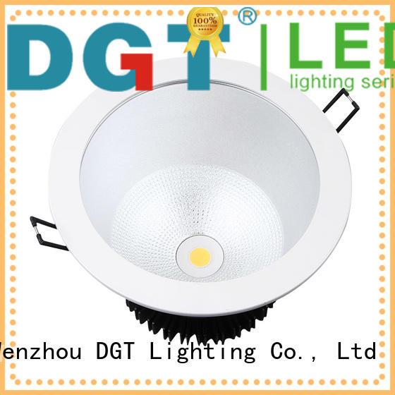 DGT Lighting quality slimline led downlights for spa