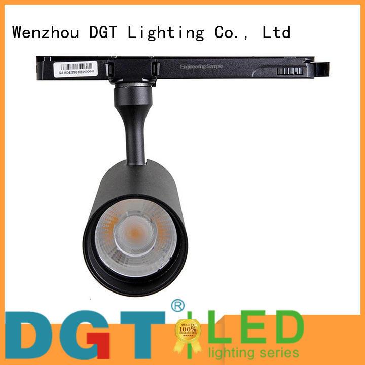 DGT Lighting 25w commercial track lighting customized for bar