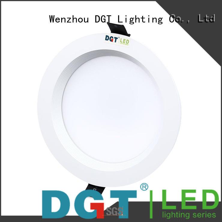 DGT Lighting certificated 12v led downlight factory price for spa