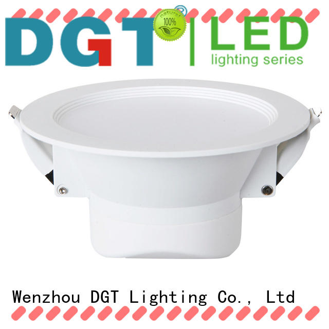 DGT Lighting sturdy surface mounted downlight personalized for bathroom