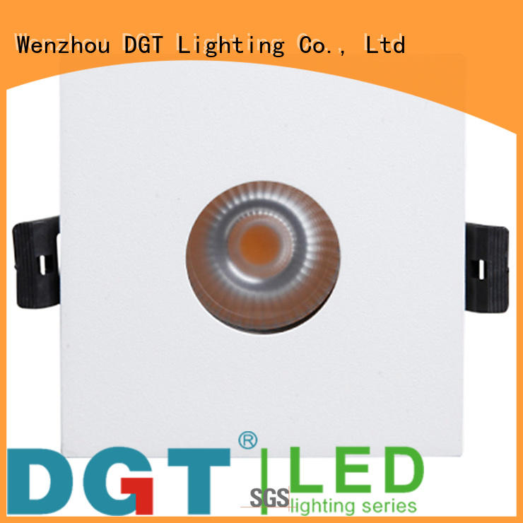 MQ-1822 Square Fixture Recessed 15/25/38/60 Degree LED Spotlight