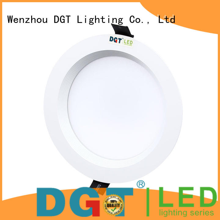 DGT Lighting square downlight supplier for househlod
