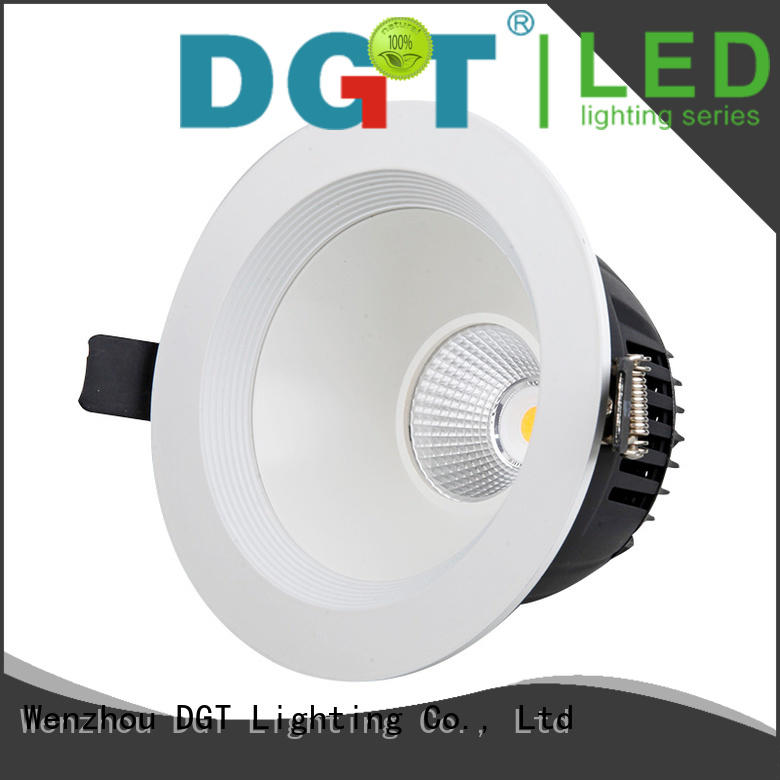 MQ-7382 14W recessed anti-flicker cob LED downlight