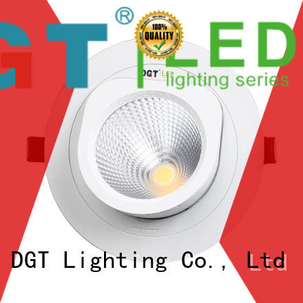 DGT Lighting long lasting commercial spotlight with good price for indoor