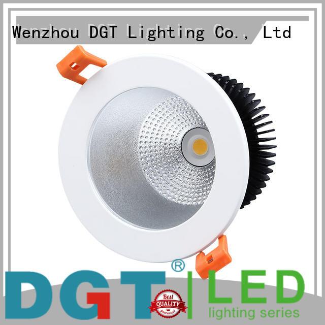 DGT Lighting long lifespan led downlight globes factory price for househlod