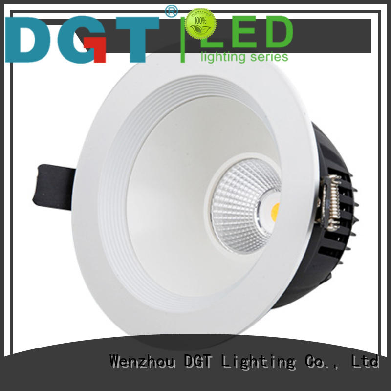 MQ-7385 Wholesale round 25W recessed aluminum LED downlight
