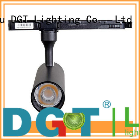 DGT Lighting bedroom track lighting series for outdoor